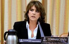 La exministra Dolores Delgado pasa a ser hoy fiscal general del Estado