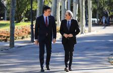 Generalitat i Estat acorden reunir la taula de diàleg mensualment