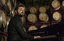Lluís Capdevila presenta a Lleida la seua fusió de piano i enologia