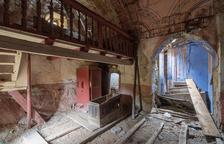 """L'església romànica d'Àrreu, """"oficialment"""" en perill"""