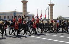 "Egipte diu adéu a l'""heroi"" Mubarak amb un funeral militar"