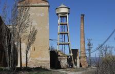 Entitats culturals adverteixen del mal estat de patrimoni industrial i protegit a Lleida