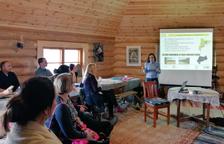 El GAL de la Noguera comparte proyecto educativo con Estonia