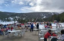 Boí Taüll impulsará el esquí de travesía y dará formación a guías para subir a las pistas a pie