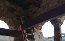 Protección para hacer trabajos en las iglesias en La Vall de Boí