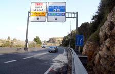 Tres morts en un accident a l'N-240 a Tarragona