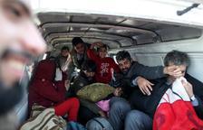 El éxodo sirio se cobra dos muertos en la frontera entre Turquía y Grecia