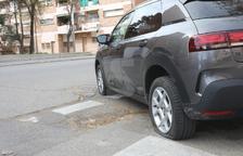 Punxen les rodes de desenes de cotxes en una nit a la Mariola