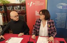 ERC quiere que el voto sea secreto en el suplicatorio de Puigdemont