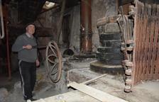 Fígols recupera l'antic molí d'oli i n'obrirà les portes al públic