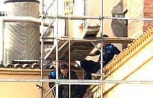 Imputen un nou furt al lladre que va escalar un immoble a Sant Martí