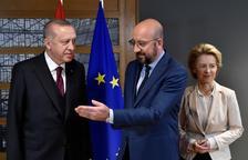 """Erdogan exigeix el suport de l'OTAN """"sense demora"""" en l'ofensiva a Síria"""