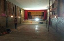 Arbeca recupera el Teatre de l'Abadia al cedir-lo l'arquebisbat per vint-i-cinc anys