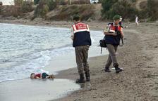Condemnats a 125 anys de presó per la mort del nen refugiat Alan Kurdi