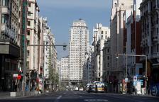 Detingut un home per gravar parts íntimes de dones amb el seu telèfon en una botiga de Madrid