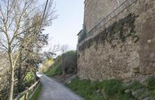 Torà construirá un paso elevado para conectar su muralla medieval