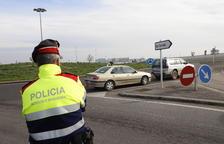 Els Mossos imputen set conductors per abandonar el lloc d'un accident a Lleida
