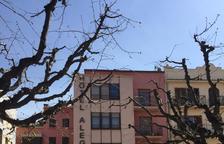 L'hospital de Tremp trasllada a un hotel pacients de llarga durada