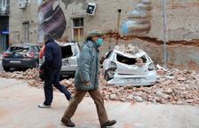 Tremolors a Zagreb, amb 17 ferits i danys greus