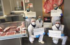 Parte de los ingresos de una firma de Torre-serona, a la lucha contra el virus