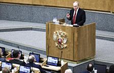 El 60% dels russos aproven que Putin pugui perpetuar-se
