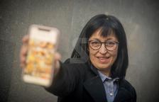 La 'influencer' més prolífica de les terres de Lleida