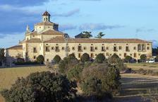 Sant Ramon proyecta rehabilitar los tejados y las escaleras de su santuario
