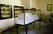Guissona 'pone' en la red fotos antiguas de museos del país