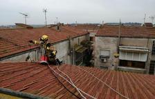 Fuegos en Montferrer y Bellcaire y revisan una chimenea en Balaguer