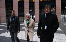 ERC i JxCat porten a Brussel·les les amenaces del Suprem a Presons