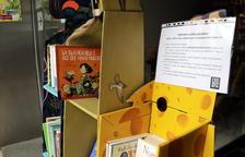 Una librería de Balaguer pone en marcha una campaña solidaria para recoger fondos para el Hospital Arnau de Vilanova