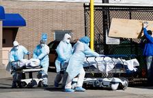 Itàlia, França i els EUA registren repunts en el nombre de víctimes