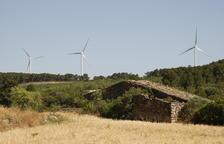 La crisis sanitaria deja en el aire el primer parque eólico en Lleida en siete años