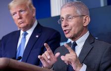 """Els EUA confien a poder tornar a """"la normalitat"""" al maig"""