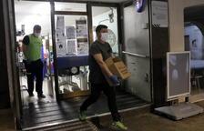 Crece un 50% el número de familias que recurren al Banco de los Alimentos por la crisis del coronavirus en Balaguer