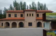 La Pobla adecúa el entorno de la estación y habilitará un parking