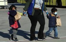 Alemania acoge a decenas de niños refugiados procedentes de Grecia