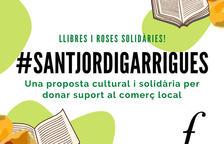 Neix a les Garrigues una iniciativa per promoure la compra a llibreries i floristeries locals per Sant Jordi