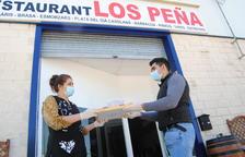 Tàrrega lidera la reapertura comercial en comarcas, donde la mayoría se emplaza al 11