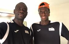 Mbaye i Diene, del Força Lleida, no poden viatjar al Senegal a l'estar tancades les fronteres per la pandèmia