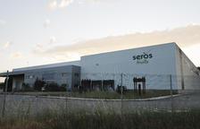 La cooperativa de Seròs ha llogat els magatzems