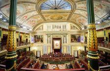 Una vista del pleno del Congreso este miércoles.