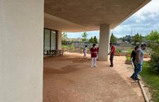 Almacelles estudia ampliar el centro de día de la residencia
