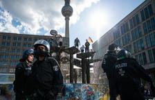 Protestes a Alemanya contra la imposició de restriccions