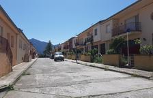 Organyà pavimenta carrers de la Cooperativa Santa Fe