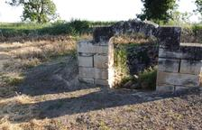 Torregrossa restaurará una antigua caseta del Canal y creará una vía verde