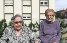 Dos leridanas de 105 y 103 años han superado la Covid-19