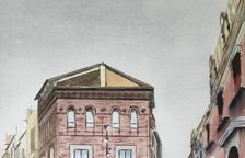 Dibuixem Ponent: la Casa Sauces