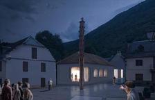 Arrancan las obras del futuro centro de interpretación de la fiesta del Haro de Les