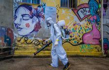 Amèrica ja s'ha convertit en el focus mundial de la pandèmia